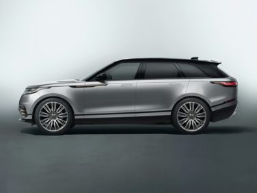 Research the 2019 Land Rover Range Rover Velar