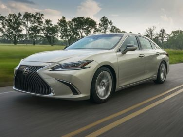Research the 2019 Lexus ES 300h