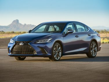 Research the 2019 Lexus ES 350