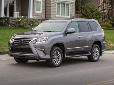 Research the 2019 Lexus GX 460