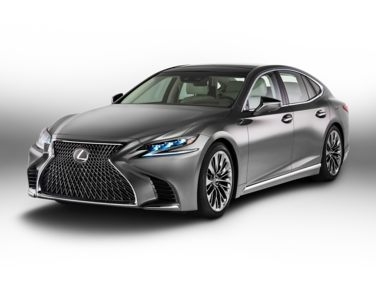 Research the 2019 Lexus LS 500
