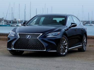Research the 2019 Lexus LS 500h