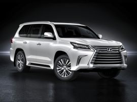 2019 Lexus LX 570 Three-Row