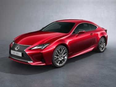 Research the 2019 Lexus RC 300