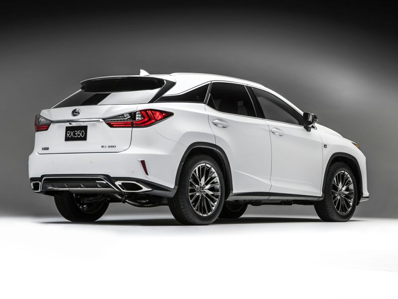 2019 Lexus Rx 350 Pictures Including Interior And Exterior Images Autobytel