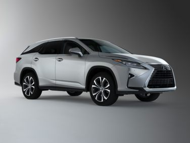 Research the 2019 Lexus RX 350L