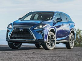 2019 Lexus RX 450hL Premium 4dr All-wheel Drive