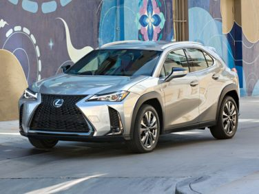Research the 2019 Lexus UX 200