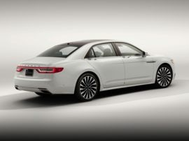 2019 Lincoln Continental Black Label FWD