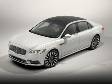 Research the 2019 Lincoln Continental
