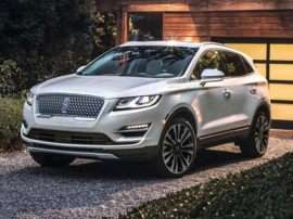2019 Lincoln MKC Black Label AWD