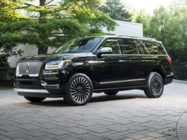 2019 Lincoln Navigator L Black Label 4x4