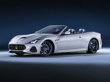 Research the 2019 Maserati GranTurismo