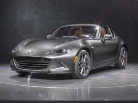 2019 Mazda MX-5 Miata RF Club (M6)