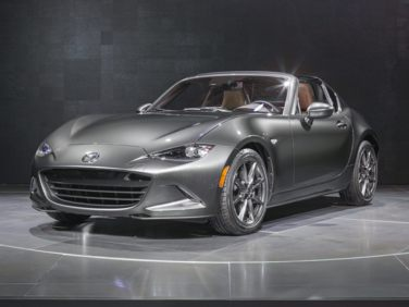Research the 2019 Mazda MX-5 Miata RF