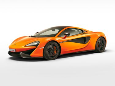 Research the 2019 McLaren 570S
