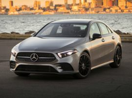 2019 Mercedes-Benz A-Class Base A 220 Front-wheel Drive Sedan