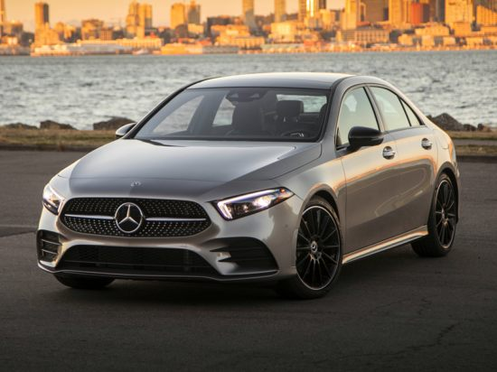2019 Mercedes-Benz A-Class AWD 4MATIC Sedan