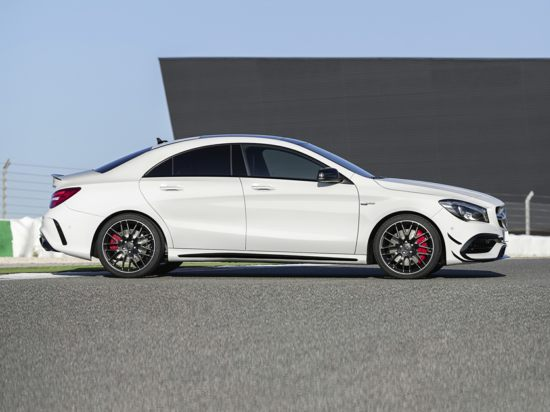 2019 Mercedes Benz Amg Cla 45 Models Trims Information And