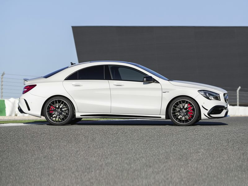2019 Mercedes Benz Amg Cla 45 Pictures Including Interior And