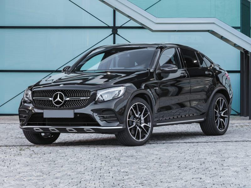 2019 Mercedes-Benz AMG GLC 43
