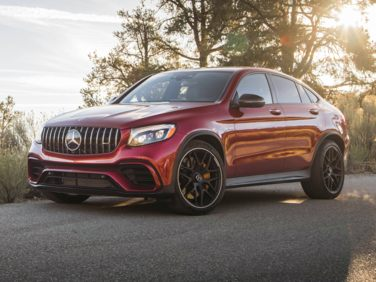 Research the 2019 Mercedes-Benz AMG GLC 63