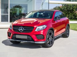 2019 Mercedes-Benz AMG GLE 43 Base AMG GLE 43 Coupe 4dr All-wheel Drive 4MATIC