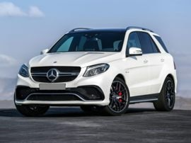 2019 Mercedes-Benz AMG GLE 63 S-Model AMG GLE 63