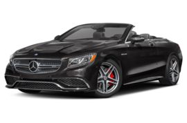 2019 Mercedes-Benz AMG S 65 AMG S 65 RWD Cabriolet