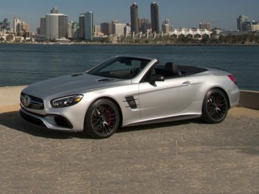 Research the 2019 Mercedes-Benz AMG SL 63