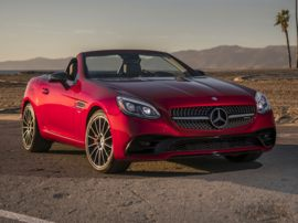 2019 Mercedes-Benz AMG SLC 43 Base AMG SLC 43 2dr Roadster