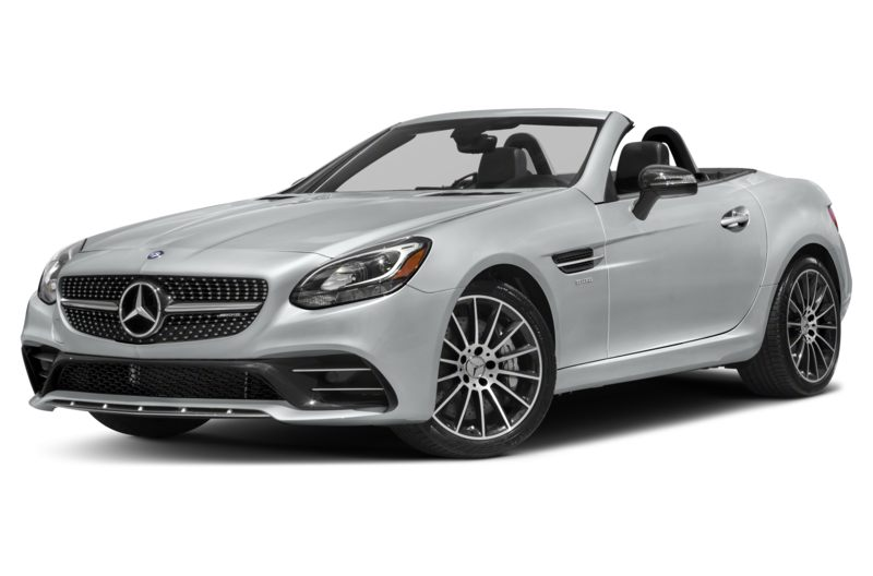 2019 Mercedes-Benz AMG SLC 43
