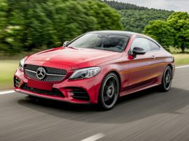 2019 Mercedes-Benz C-Class C 300 RWD Coupe