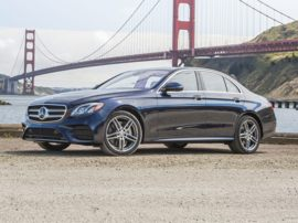 2019 Mercedes-Benz E-Class E 300 AWD 4MATIC Sedan