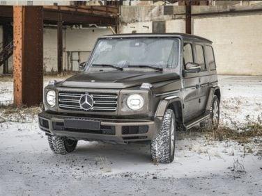2019 Mercedes Benz G Cl Exterior