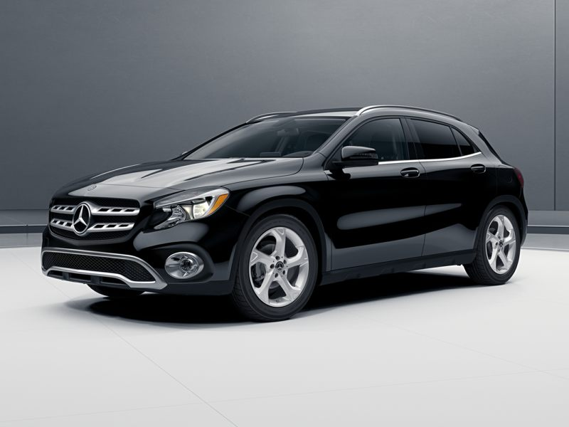 2019 Mercedes Benz Gla 250 Pictures Including Interior And Exterior
