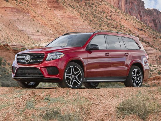 2019 Mercedes-Benz GLS 550