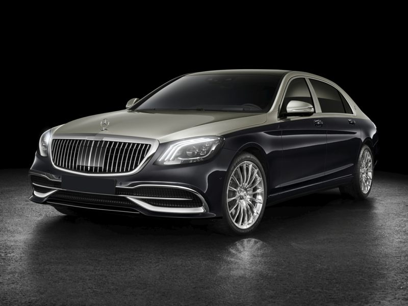 2019 Mercedes-Benz Maybach S 560