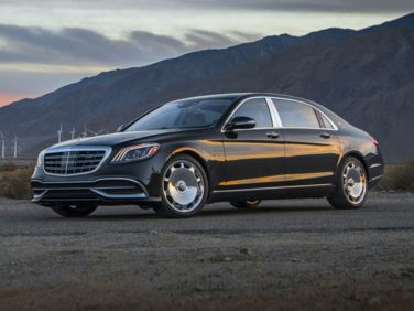 Research the 2019 Mercedes-Benz Maybach S 650
