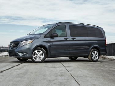 Research The 2019 Mercedes Benz Metris