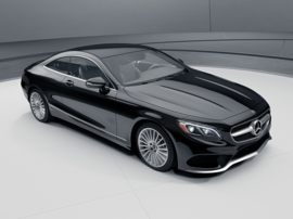 2019 Mercedes-Benz S-Class S 560 AWD 4MATIC Coupe