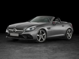 2019 Mercedes-Benz SLC 300 SLC 300