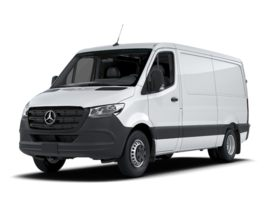 2019 Mercedes-Benz Sprinter 3500XD Standard Roof V6 Sprinter 3500XD Cargo Van 144 in. WB Rear-wheel Drive