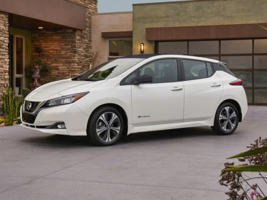 Research the 2019 Nissan LEAF