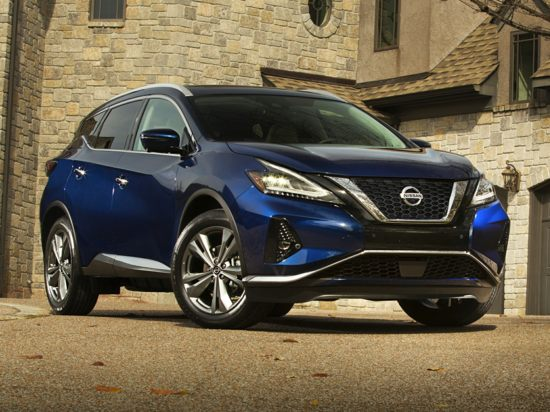 2019 Nissan Murano Models, Trims, Information, and Details ...