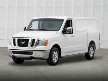 Research the 2019 Nissan NV Cargo NV1500