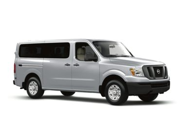 Research the 2019 Nissan NV Passenger NV3500 HD