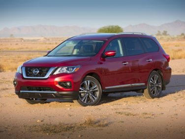 Research the 2019 Nissan Pathfinder