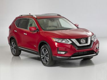 Research the 2019 Nissan Rogue Hybrid