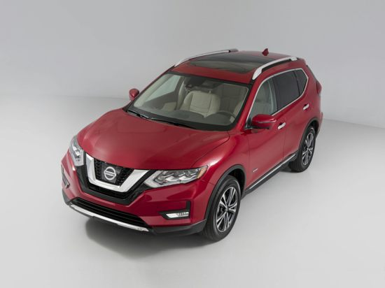 2019 Nissan Rogue Hybrid Models Trims Information And Details Autobytel